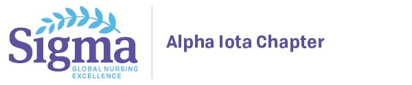 Alpha Iota Chapter