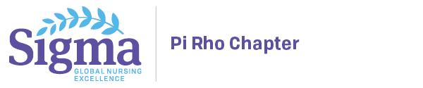 Pi Rho Chapter