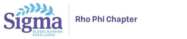 Rho Phi Chapter