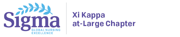 Xi Kappa Chapter-At-Large