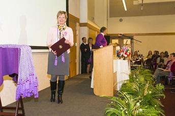Washburn School Of Nursing >> 2013 Awards - Kappa Epsilon at-Large Chapter