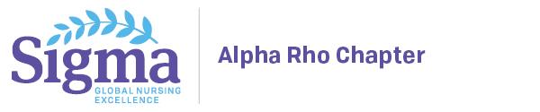Alpha Rho Chapter