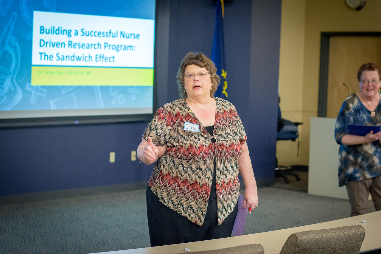 President Dr. Sue Gosse