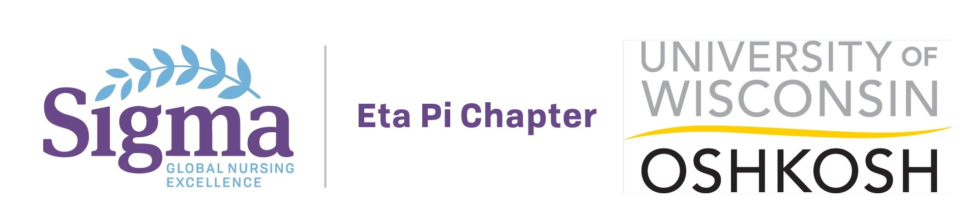 Eta PI UWO College of Nursing Logo