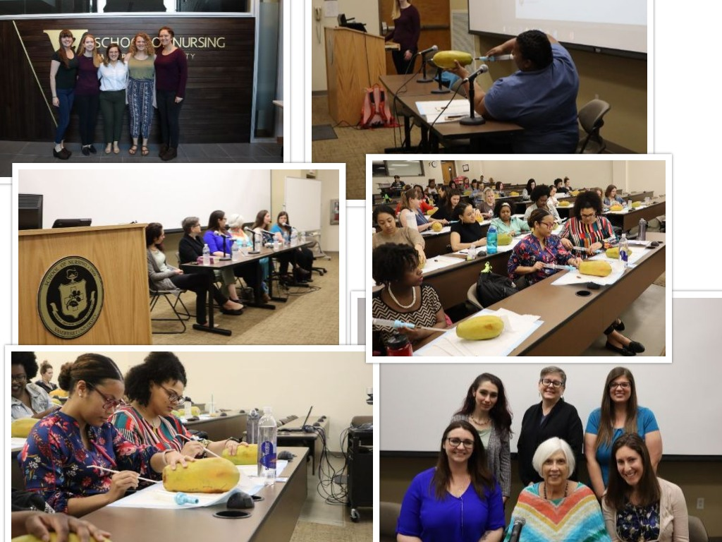 Iota chapter was proud to sponsor the VUSN Nurses for Sexual and Reproductive Health Workshop