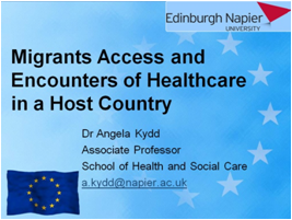 migrant access oral presentaiton