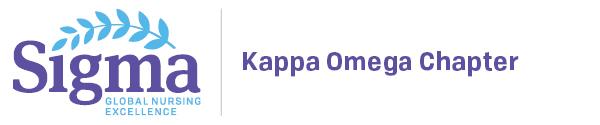 Kappa Omega Chapter
