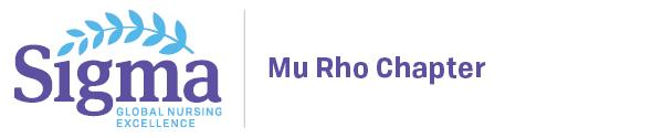Mu Rho Chapter
