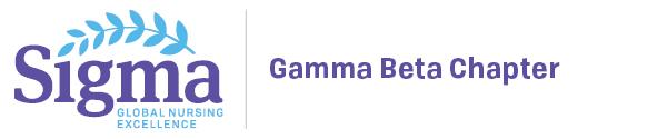 Gamma Beta Chapter