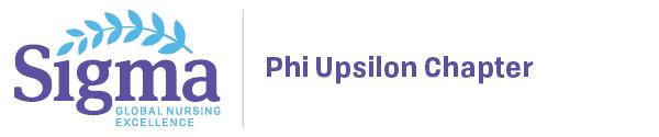 Phi Upsilon Chapter