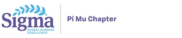 Pi Mu Chapter