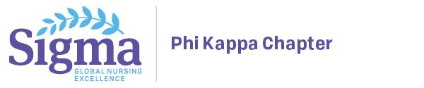Phi Kappa Chapter