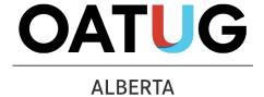 Alberta Canada OATUG