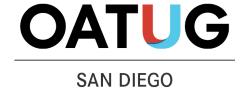 San Diego OATUG