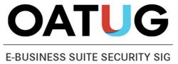 E-Business Suite Security SIG