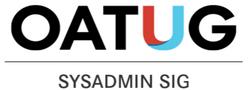 SysAdmin SIG