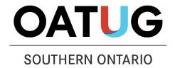 Southern Ontario OATUG