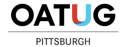 Pittsburgh OATUG
