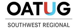 Southwest Regional OATUG
