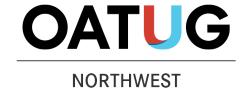 Northwest OATUG