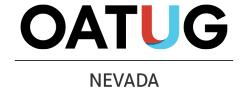 Nevada OATUG