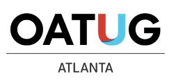 Atlanta OATUG