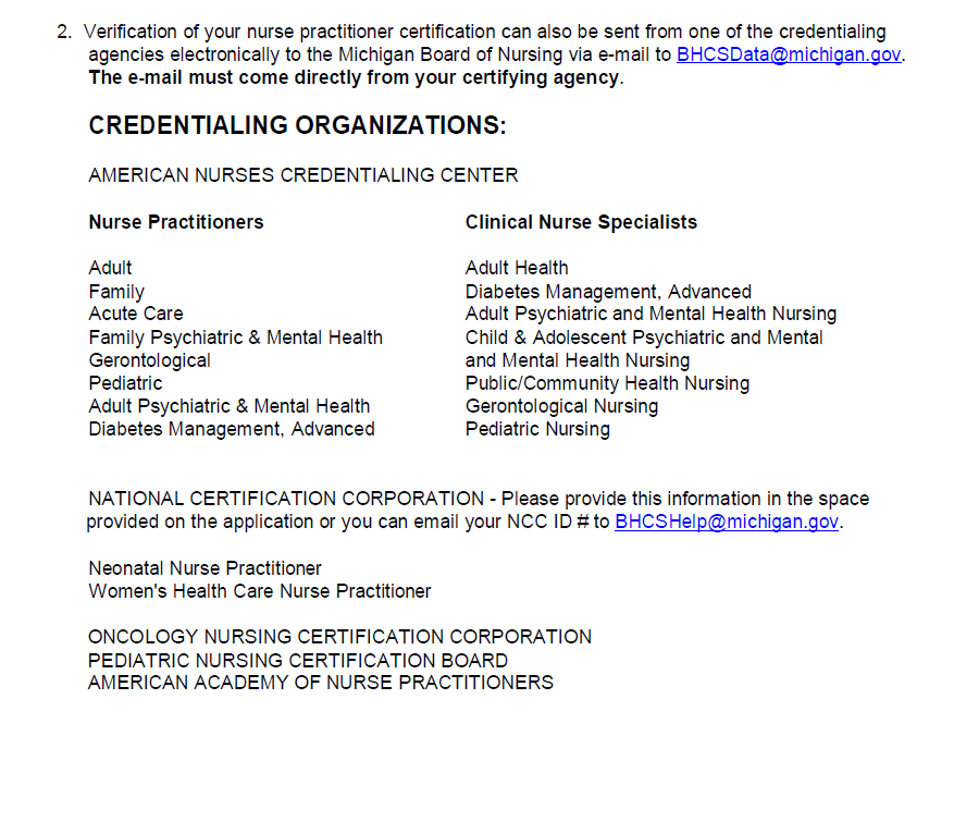 Clinical Nurse Specialist Oncology Nursing Society