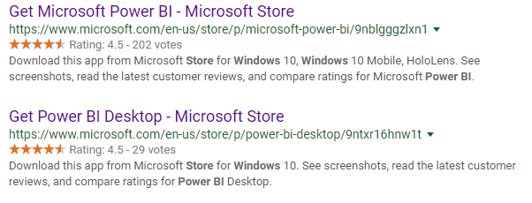 Power BI Exchange - Power BI User Group