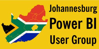 Johannesburg Power BI User Group