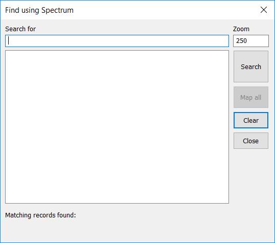 Enterprise LI: Using a Spectrum Workflow in MapInfo Pro