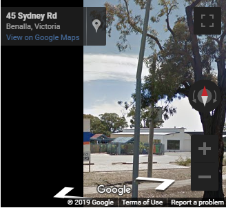 Google Street View Partial Image