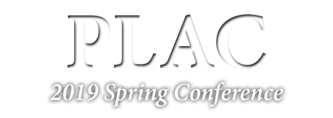 Spring 2019 Conference