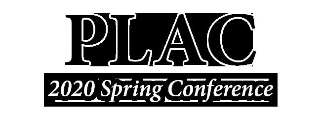2020SpringConference