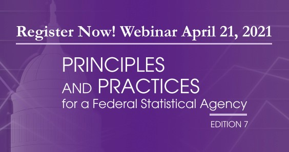 Image of Principles and Practices for a Federal Statistical Agency, Edition 7