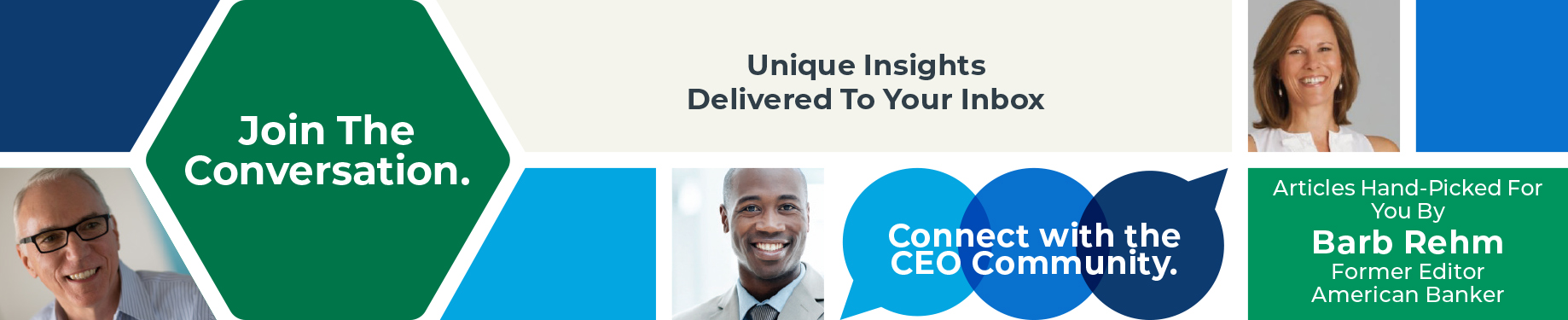 Unique Insights Delivered to Your Inbox
