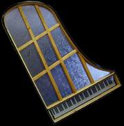 Piano Window