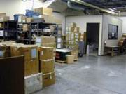 Warehouse Area