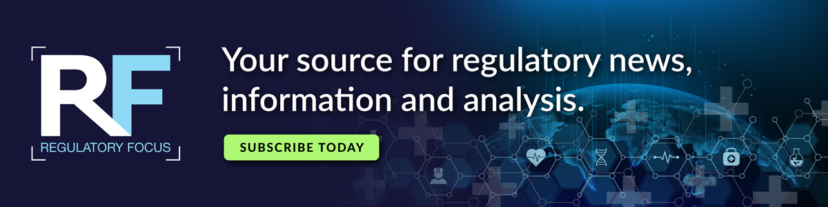 Subscribe to Regulatory Focus