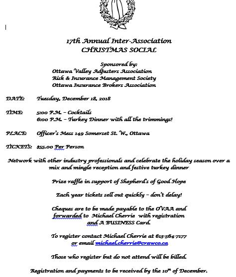 Invitation to Event