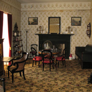 The collections at the historic site help illuminate the lives of the Cooper-Molera family who lived there from the 1820s to the late 1960s. | Credit History Associates