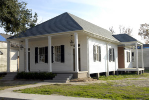 4804 Dauphine in 2007 after being renovated as part of Operation Comeback. | Preservation Resource Center of New Orleans