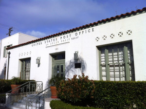 Exterior La Jolla Post Office | Credit: National Trust for Historic Preservation