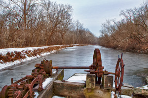 View of the C&O Canal |  Credit:  on Flickr via Creative Commons