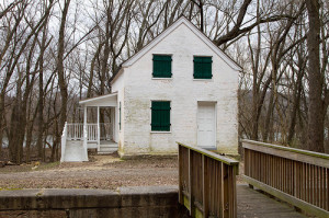 C&O Canal Lock House 28 | Credit:  on Flickr via Creative Commons