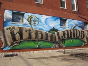 Mural in the Highlands section of Louisville, KY | Credit: Seth Werkheiser, via Flickr, Creative Commons