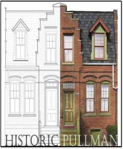 Pullman Facade Legacy Project | Credit: Beman Committee