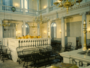 Touro Synagogue, Interior