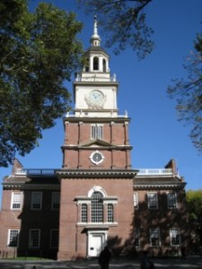 Independence Hall, Phiadelphia, Pa.,