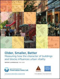 Older, Smaller, Better report cover