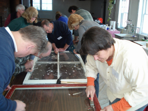 NAPC Window Workshop | Credit: NAPC